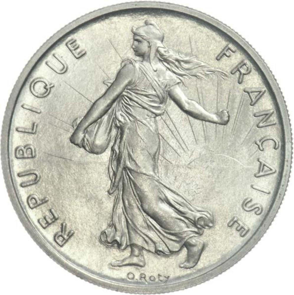 Les fausses monnaies Françaises (1789 à 2001)