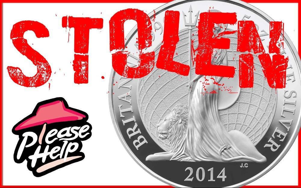 Stolen coins database / Base de données des monnaies volées