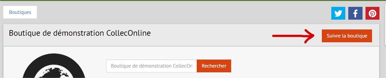 Gestion de collections de monnaies - CollecOnline - Page 6 Suivre_boutique1
