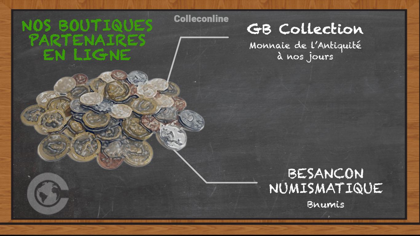 Gestion de collections de monnaies - CollecOnline - Page 6 Boutiques-partenaires