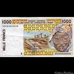Billets de banque du monde