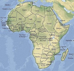 collection billets Afrique