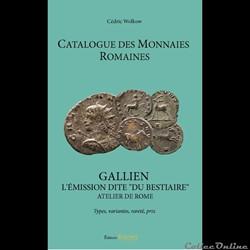 CATALOGUE DES MONNAIES ROMAINES GALLIEN ...