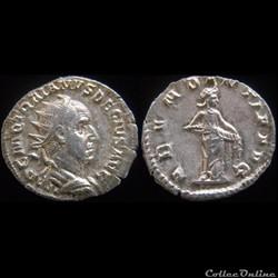 Trajan Dèce et sa famille
