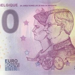 Billets de 0 euro souvenirs