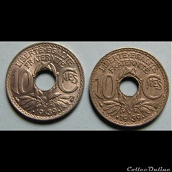Monnaie courante IIIème République