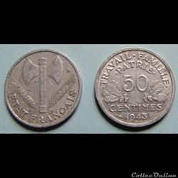 Monnaie Etat Français