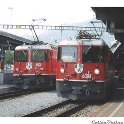 Locomotives électriques