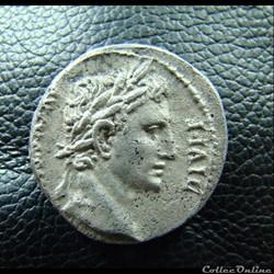 Romaines en argent