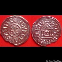 Monnaies Carolingiennes