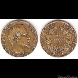 Monnaies françaises modernes