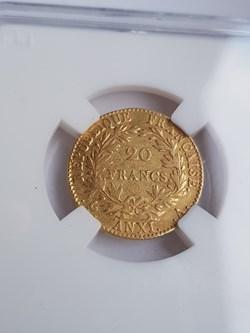 Monnaies modernes or