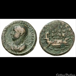 Les médaillons romains émis durant le règne de Gordien III