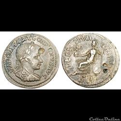 Gordien III en Lycaonie, cité d'Iconium
