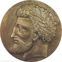 Monnaies antiques d'Afrique du nord