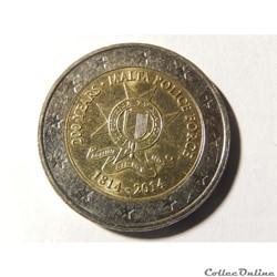 Monnaies 2 euros commémorative
