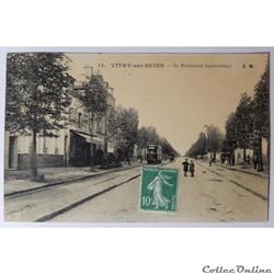 Cartes postales anciennes de France hors Alsace