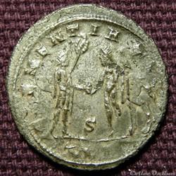 Monnaies de l'empereur Probus (276-282)