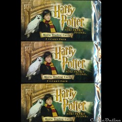 Cartes à collectionner Harry Potter