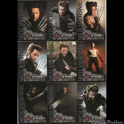 Cartes à collectionner X-Men : The Last ...