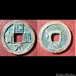 Monnaies chinoises