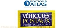 Véhicules postaux ( Atlas ) - ELIGOR / NOREV / UNIVERSAL HOBBIES