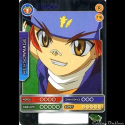 Trading Cards Game - Beyblade - Battle Card Collection - 2011