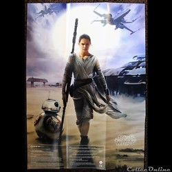Trading Cards Game - Star Wars - 2015 - Leclerc