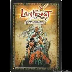 Trading Cards Game - Lanfeust de Troy