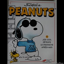 Bandes Dessinées - Peanuts / Charlie Brown / Snoopy