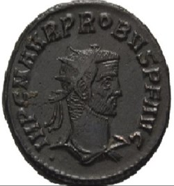 Probus 4th unspecified oriental mint