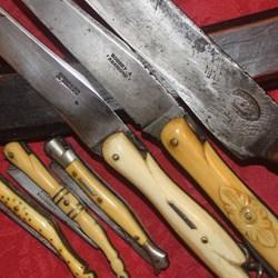 Les couteaux / Lozère