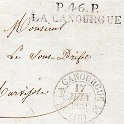Marcophilie et documents postaux
