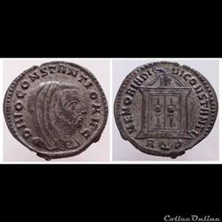Divus Constantius I - Aquilea