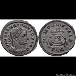 Divus Constantius I - Treves / Londinum