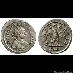 Divus Carus, Numerian and Nigrinian