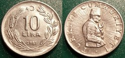 World Coins-Turquie