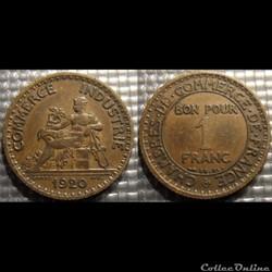 Monnaies modernes françaises 4