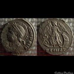 """Monnaies Romaines """"commémos hors monnaies à la louve"""""""