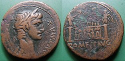 Autres monnaies Romaines