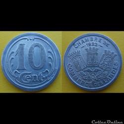 Jetons et Monnaies Nécessités des Landes