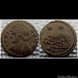 """Monnaies Romaines """"Louves"""""""