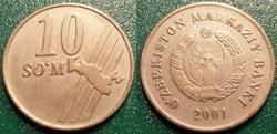 World Coins-Ouzbekistan