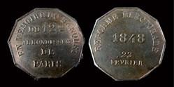 Médailles de la Révolution de 1848