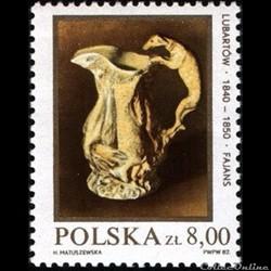 Timbres de Pologne