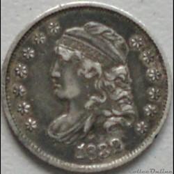 5 Cents - Cap. Bust (1829-1837) Half Dimes USA