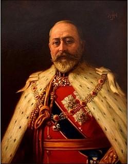 Edward VII - King Emperor (1901-1910)