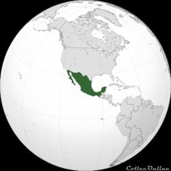 Mexico & Empire Colonial Espagnol