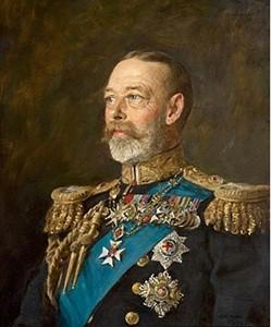 George V - King Emperor (1910-1936)