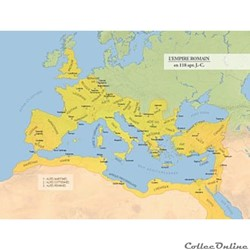 Roman Empire - Colonial Provinces